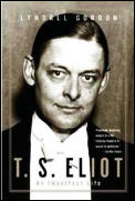 T. S. Eliot: An Imperfect Life Cover