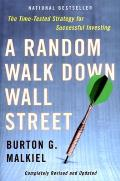 A Random Walk Down Wall Street: The Time-Tested Strategy for Successful Investing Cover
