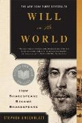 Will in the World : How Shakespeare Became Shakespeare (04 Edition) Cover
