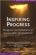 Inspiring Progress Religions Contributions to Sustainable Development