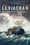 Leviathan: The History of Whaling in America Cover