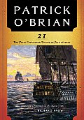 21: The Final Unfinished Voyage of Jack Aubrey (Aubrey-Maturin) Cover