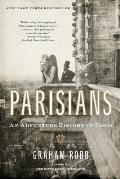 Parisians: An Adventure History of Paris Cover