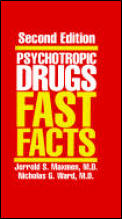 Psychotropic Drugs: Fast Facts Cover