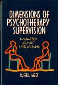 Dimensions of Psychotherapy Supervision