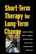 Short-Term Therapy for Long-Term Change