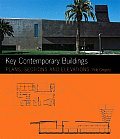 Key Contemporary Buildings: Plans, Sections and Elevations (with CD-ROM)