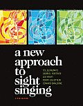 New Approach to Sight Singing 5th Edition