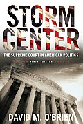 Storm Center Storm Center: The Supreme Court in American Politics the Supreme Court in American Politics