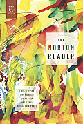 The Norton Reader: An Anthology of Nonfiction Cover
