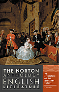 The Norton Anthology of English Literature Cover