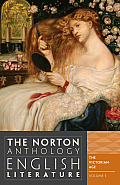 Norton Anthology of English Literature Volume E Victorian Age
