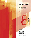 Managerial Economics: Theory, Application and Cases (8TH 13 Edition) Cover