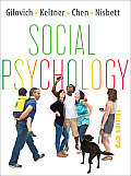 Social Psychology (Cloth) (3RD 13 Edition)