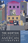 Norton Anthology Of American Literature Volume 2 1865 to Present 8th Edition