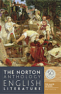The Norton Anthology of English Literature, the Major Authors Cover