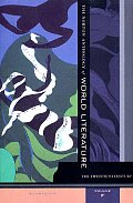 Norton Anthology of World Literature Volume
