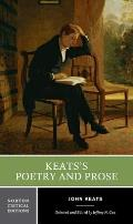 Keats's Poetry and Prose (09 Edition)