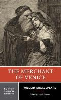 William Shakespeare the Merchant of Venice Cover