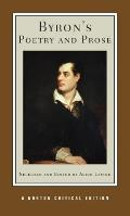 Byron's Poetry and Prose ((2ND)10 Edition)