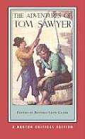 The Adventures of Tom Sawyer (Norton Critical Edition) Cover