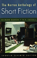 The Norton Anthology of Short Fiction (Norton Anthology) Cover