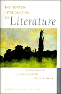 Norton Introduction To Literature Shorter 9th Edition