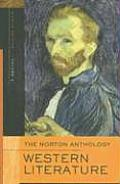 Norton Anthology Of Western Lit Volume 2 8th edition