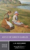 Anne of Green Gables (Norton Critical Edition) Cover