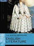 Norton Anthology of English Literature Volume 1 The Middle Ages Through the Restoration & the Eighteenth Century