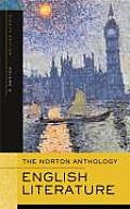 Norton Anthology of English Literature Volume 2 The Romantic Period Through the Twentieth Century