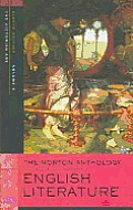 The Norton Anthology of English Literature, Eighth Edition, Volume E: The Victorian Age Cover