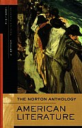 The Norton Anthology of American Literature, Seventh Edition: Volume C: 1865-1914 Cover