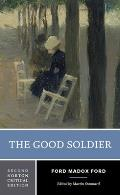 The Good Soldier (Norton Critical Editions) Cover
