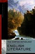 Norton Anthology of English Literature : Major Authors Edition (8TH 06 - Old Edition) Cover