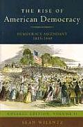 Democracy Ascendant, 1815-1840, College Edition