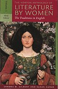 The Norton Anthology of Literature by Women: The Traditions in English, Volume 1, Third Edition Cover