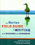 The Norton Field Guide to Writing, with Readings and Handbook Cover