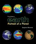 Earth: Portrait of a Planet Cover