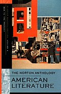 Norton Anthology of American Literature, Shorter Seventh Edition, Volume 2 : 1865 To the Present (7TH 08 - Old Edition) Cover