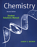 Student Solutions Manual: For Chemistry: The Science in Context, Second Edition