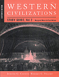 Study Guide: For Western Civilizations: Their History &amp; Their Culture, Sixteenth Edition