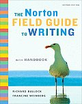 Norton Field Guide To Writing, With Handbook (2ND 09 - Old Edition) Cover
