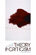 Norton Anthology of Theory & Criticism 2nd Edition