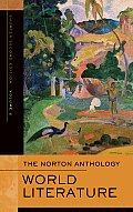The Norton Anthology of World Literature Cover