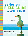 Norton Field Guide to Writing with Readings 2nd Edition