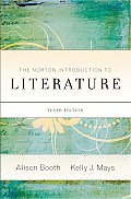 The Norton Introduction to Literature Cover