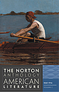 Norton Anthology of American Literature, Volume C (8TH 12 Edition)