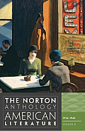 Norton Anthology of American Literature, Volume D (8TH 12 Edition)