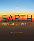 Earth : Portrait of a Planet (4TH 12 Edition) Cover